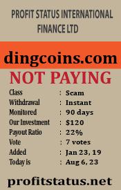 Monitored by profitstatus.net